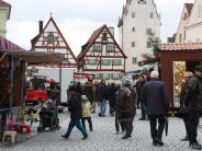 Handel: Ein Markt für Kunsthandwerker in Monheim