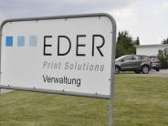 Wirtschaft: Druckerei in Monheim ist jetzt dicht