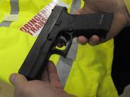 Polizei-Report: Schüsse aus fahrendem Auto