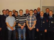 Jubiläum: Feuerwehr ehrt treue Mitglieder
