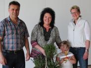 Blossenau: Familie Daum macht beim BC Blossenau die 400 voll