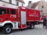 Feuerwehr: Drei Gründe für ein Fest