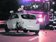 Polizeireport: Hilfsbereitschaft endet mit Unfall