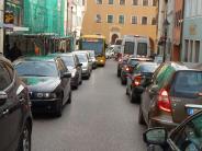 Verkehr: Erneut sind mehr Autos im Landkreis unterwegs