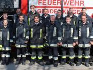 Übung: Premiere bei der Feuerwehr in Genderkingen