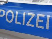 Wolferstadt: Motorradfahrer verbremst sich