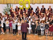 Konzert: 90 Jahre und kein bisschen leise
