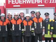 Ehrenamt: Erste Feuerwehrfrau in Baierdorf