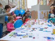 Freizeit: Am Samstag gehört die Stadt den Kindern