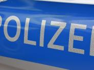 Münster: Diebestehlen tonnenschweres Teil von Bagger