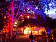 Open Air: Ein Sommernachtstraum im Garten von Gut Sulz
