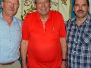 Vereinsleben: Detlef Simonis führt die Rainer Fußballer