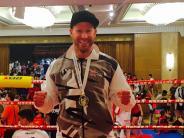 Kampfsport: Ein Buchdorfer ist Weltmeister