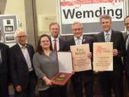 Wemding: 125 Jahre Sportverein: Am Anfang war die Reckstange