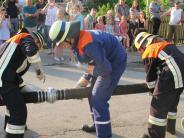 Feuerwehr: Übungsfleiß lohnt sich