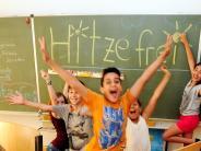 Schulen: Hitzefrei gibt es nicht für alle