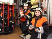 Ehrenamt: Warum die Feuerwehr Rainjetzt auch auf die Kleinen setzt