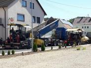 Huisheim-Gosheim: Gosheimer Ortsdurchfahrt bald wieder frei