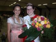 Gartenbau: Karina Stehle ist die neue schwäbische Rosenkönigin