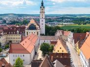 Leserfoto der Woche: Donauwörth von oben