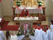 Kirche: Huisheimer Pfarrer verabschiedet sich