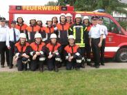 Feuerwehr: Erfolgreiche Prüfungen