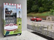 Einkaufen: Direkt vom Stall in den Automaten