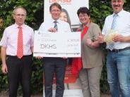 : Eine perfekte Aktion für die DKMS