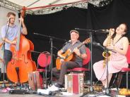 Rain: Well-Quartett überzeugtauch als Trio