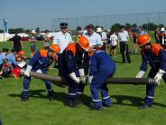 Landkreis: Zeltlager für 250 junge Feuerwehrler