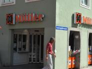 Wirtschaft: Reichsstraße: Der Müller-Markt zieht um