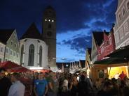 Kommentar: Reichsstraßenfest: Donauwörther zeigen sympathische Gelassenheit