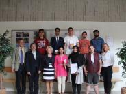 Bildung: Asylbewerber schaffen Schulabschluss