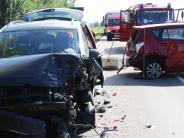 Verkehr: Unfall fordert elf Verletzte