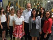Fachkräfte: Frauen übernehmen das Kommando an den Maschinen