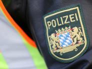 Bäumenheim: Lkw und Kleintransporter berühren sich auf der B2