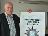 Donauwörth/Dillingen: Ein Ermittler, der keine Krimis mag