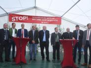 Tapfheim: Massiver Protest gegen Nationalpark Donau-Auen