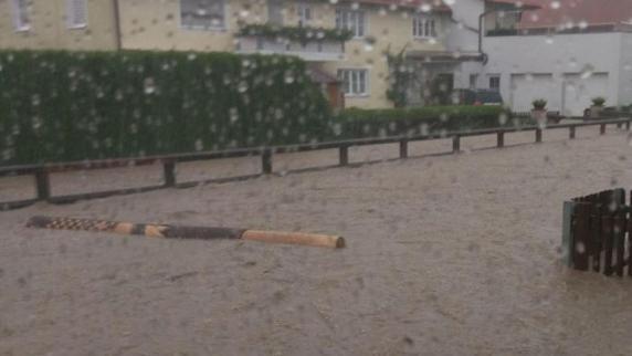 Donau-Ries: Otting überflutet: Schaden geht in die Millionen