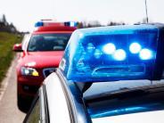 Daiting: Jugendliche ohne Fahrerlaubnis verursachen Unfall