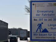 Mertingen/Nordendorf: Tempo-Schilder werden umgedreht