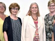 Landkreis: Neue Führung bei Frauenhaus-Verein
