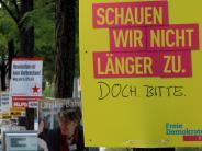 Landkreis Donau-Ries: Sie wollen auch in den Bundestag