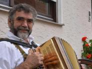 Daiting: Hans Löfflers Sprache ist die Musik