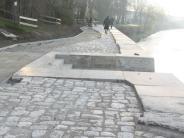 Sicherheit: Unmut am Donauhafen