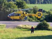 Monheim/Fünfstetten: Zwei Unfälle mit Schwerverletzten