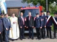 Feuerwehr: Neues Fahrzeug hat viel Ausrüstung