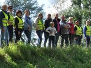 Marxheim: Landrat sieht den geplanten Flutpolder kritisch