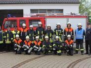 Feuerwehr: Großes Lob für erfolgreiche Aktive