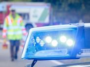 Harburg-Heroldingen: Zwei Autos stoßen zusammen: Totalschaden